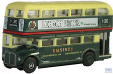 NRM002 Oxford Diecast 1:148 Scale N Gauge Shillibeer Routemaster Bus