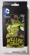 2016 Bioworld DC Comics Forever Evil Killer Croc iPhone 6/6S Hardshell Case