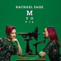 Rachel Sage Myopie (2018) 14-track CD Neuf/Scellé