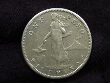 1909 Philippines 1 Peso