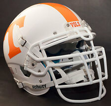 *CUSTOM* TENNESSEE VOLUNTEERS NCAA Schutt XP Authentic GAMEDAY Football Helmet