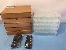 Lot Of 5 Pk Sealed Fisherbrand Hplc Vials1 Dram 4 Ml 15 X 45mm144pk