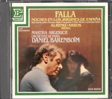 FALLA - Nights In The Gardens Of Spain / ALBENIZ - Iberia - ARGERICH / BARENBOIM