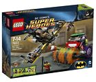 LEGO 76013 ~ DC Comics ~ Super Heroes ~ Batman ~ The Joker Steam Roller ~ NEW ~