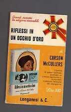 riflessi di un occhi d oro - carson mccullers - sottocosto 6 euro - martredics