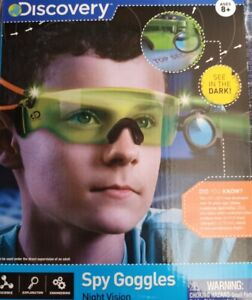 Spy Goggles Discovery Night Vision New in Box