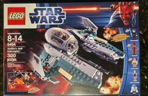 LEGO Starwars 9494 Anakin's Jedi Interceptor MISB Dark Anakin Skywalker 2012