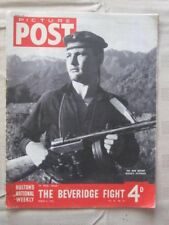PICTURE POST - 6 MARCH 1943 - BEVERIDGE: THE FIGHT IS ON