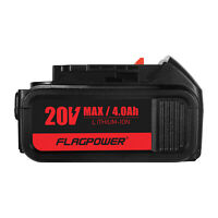 For Dewalt DCB205-2 DCB200 20V 4.0Ah MAX XR Lithium Ion Battery DCB204 DCB206