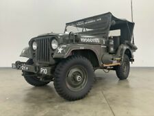1965 Willys M38A1 M38A1