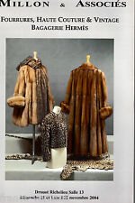 Catalogue Vente Artcurial Hermes Vintage Sac a main Bagagerie mode Feminine