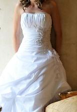 Designer Wedding Dress by Madeline Gardner (Mara 34070)
