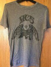 MC 5.    Shirt.   Gray.   M