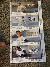 2015 YANKEES V BLUE JAYS SUITE TICKET STUB DANIEL NORRIS 1ST WIN 4/9 WHITEY FORD