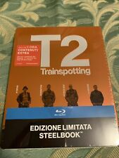 T2 Trainspotting (steelbook) (blu-ray) Sony Pictures