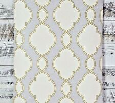 Brewster Wallcoverings A Street Prints Grey Yellow Chain Link Designer Wallpaper