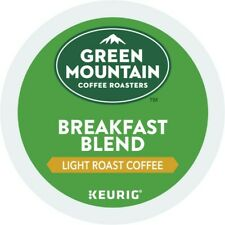 Green Mountain Coffee Breakfast Blend, Keurig K-Cup Pod, Light Roast, 96 Count