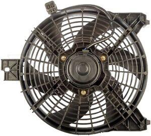 Dorman 620-457 A/C Condenser Fan Assembly For 04-15 Armada QX56 Titan