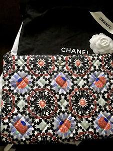 Chanel Clutch Bag, Medium O Case Limited Edition Dubai Cruise Collection.