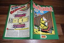Robert Crumb -- HERR NATÜRLICH / mit einem guten Comic auf dem Scheißhaus sitzen