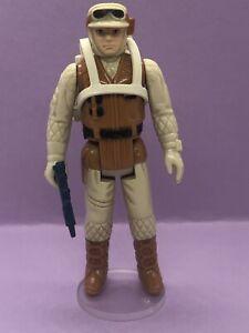 Star Wars Vintage Rebel Soldier Hoth mit orginalen Zubehör