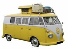 VW T2 Turret Top Pop Up Top Roof Canvas Westfalia Yellow C9048Y