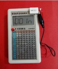New Digital AutoRanging In Circuit ESR Capacitor /Low Ohm Meter Up to 0.01 to30R