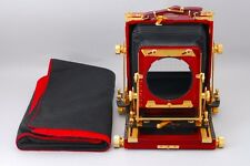 (#3352) Tachihara Fiel Stand 45 4x5 Wood Field Camera  Excellent+++ from Tokyo