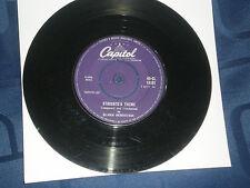 "ELMER BERNSTEIN - STACCATO'S THEME - 1960 CAPITOL  7"" SINGLE - CLASSIC JAZZ"