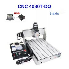 Cnc Fresatrice verticale 3040t dq 3Axis USB Incisione Cutter 3