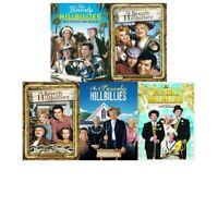 Beverly Hillbillies TV Series Complete All 1-5 Season Box DVD Set Collection Lot