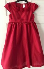 Nwt gymboree Red Holiday christmas Dress Sz 12
