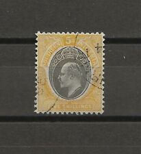 SOUTHERN NIGERIA 1907 SG 30 USED Cat £90