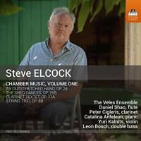 The Veles Ensemble and friends - Elcock: Chamber Music, Vol. 1 [The [CD]