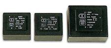 TRANSFORMATEUR MOULE 5VA 220V /   2 x 12V 2 x 0.209A