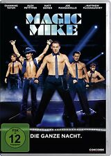 DVD ° Magic Mike - die ganze Nacht ° NEU & OVP