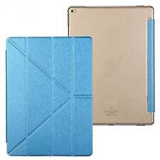 """CUSTODIA Integrale SMART COVER SUPPORTO Stand per Apple iPad PRO 9.7"""" Azzurra"""