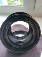 LOMO I-11M f = 450 mm 1:9 lens for large format made in the USSR