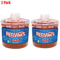 Red Vines Candy Original Red Twists (5 lbs.) 2 Packs *Free Shipping*