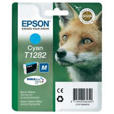 Epson T1282 cyan Tintenpatrone Singlepack DURABrite Ultra Ink NEU