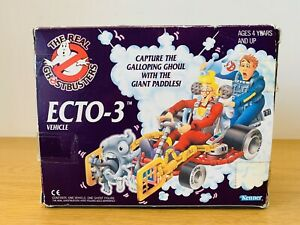 The Real Ghostbusters Ecto-3 Toy Vehicle (Boxed). Kenner (1989).