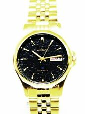 Citizen Classic Automatic Men's Gold Stainless Strap Watch NH3942-65E