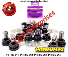 Audi A3 03> Powerflex Rear Link Bush Set PFR85-511/12/13/14