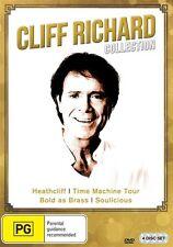 Cliff Richard Collection (DVD, 2013, 4-Disc Set)