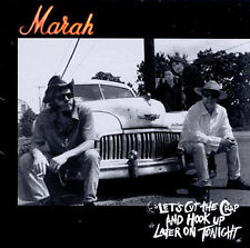 Let's Cut the Crap and Hook Up Later on Tonight by Marah (CD, May-1998, Black...