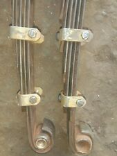 Jeep  Ford Gpw ww2 G503 Original  Rear Leaf Springs Set with f marked  bolts