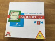 Vintage Monopoly game Austria 1980s complete