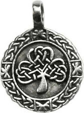 Celtic Shamrock Pewter Pendant!