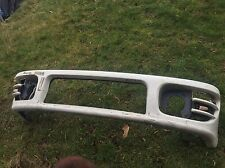 Subaru Impreza Sti Front Bumper Cut Out For Fmic White