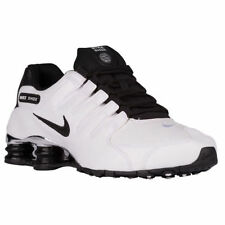 Nike Solid Synthetic Shoes for Men